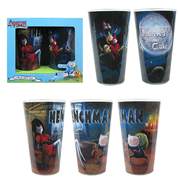 Adventure Time Darkness Pint Glass 2-Pack