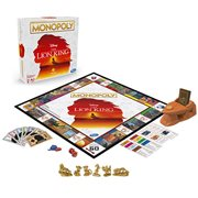 The Lion King Edition Monopoly Game