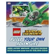 LEGO DC Comics Super Heroes Build Your Own Adventure Book