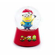 Despicable Me Minion Musical 4-Inch Water Globe