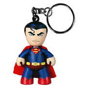 Superman Mini Mez-Itz Vinyl Figure Key Chain