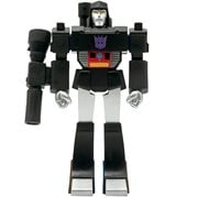 Transformers Microchange MC-12 Black Megatron 3 3/4-Inch ReAction Figure