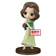Disney Story of Belle Green Version Petit Q Posket Statue