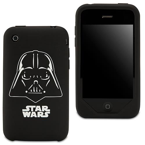 Star Wars Darth Vader iPhone 3G and 3GS Silicone Cover