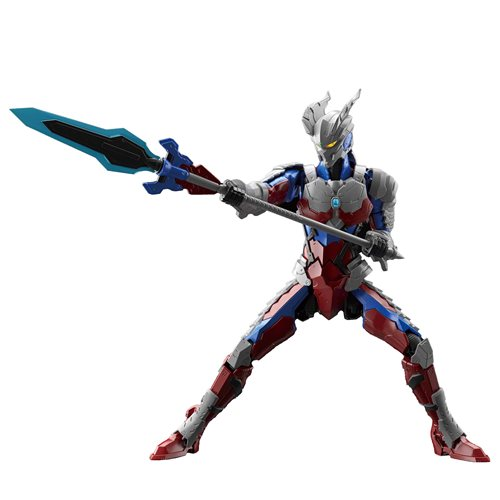 Ultraman Suit Zero Action Ver. Figure-rise Standard Model