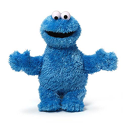 Sesame Street Cookie Monster 12-Inch Plush