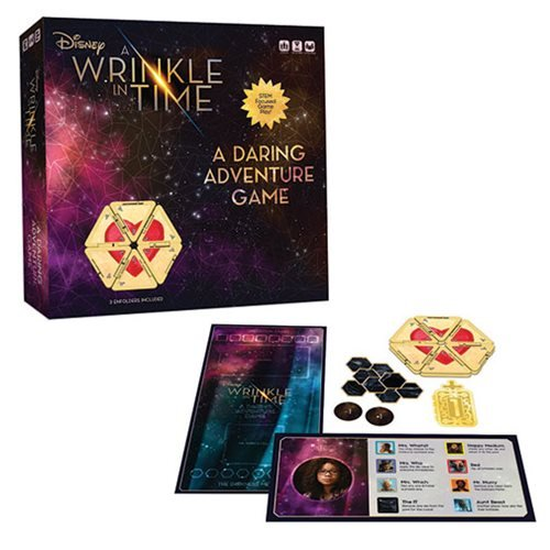 Disney A Wrinkle In Time: A Daring Adventure Game