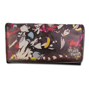 Black Butler 2 Ciel In Wonderland Wallet