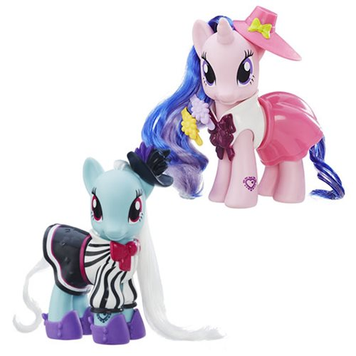 My Little Pony Explore Equestria Fashion Figures Wave 2 Case