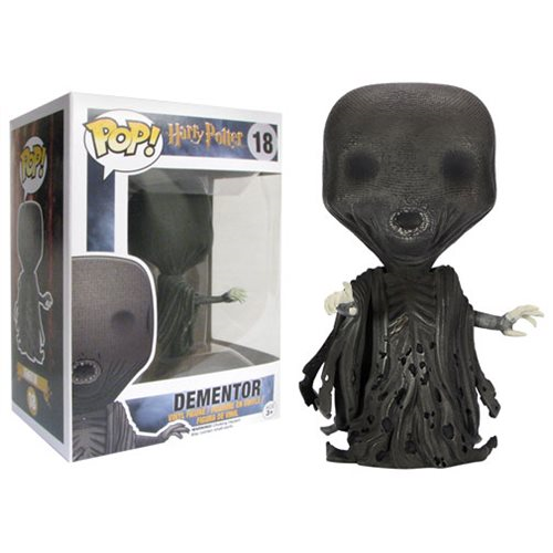 Harry Potter Dementor Pop! Vinyl Figure, Not Mint