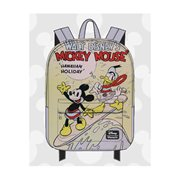Mickey Mouse Hawaiian Holiday Nylon Backpack
