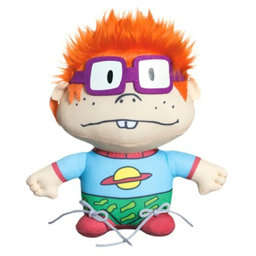 Rugrats Chuckie Finster Super-Deformed 6-Inch Plush