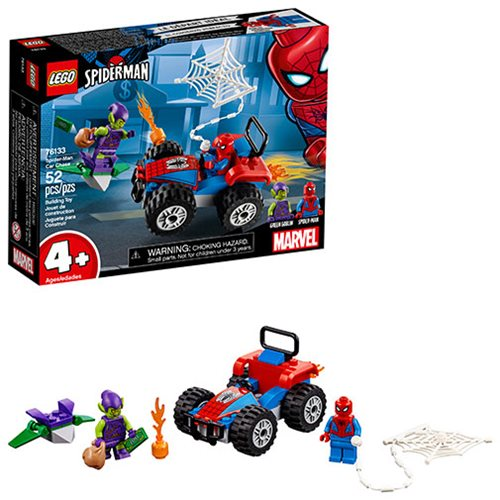 LEGO 76133 Marvel Super Heroes Spider-Man Car Chase