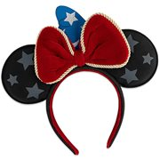 Disney Fantasia Sorcerer Mickey Ears Headband