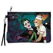 DC Bombshells Joker and Harley Quinn Wristlet Purse - Previews Exclusive