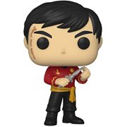 Star Trek: The Original Series Sulu (Mirror, Mirror Outfit) Pop! Vinyl Figure
