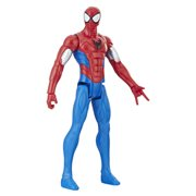 Spider-Man Titan Hero Series Web Warriors Armored Spider-Man 12-Inch Action Figure