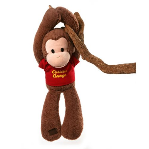 Curious George Take Along 18-Inch Plush