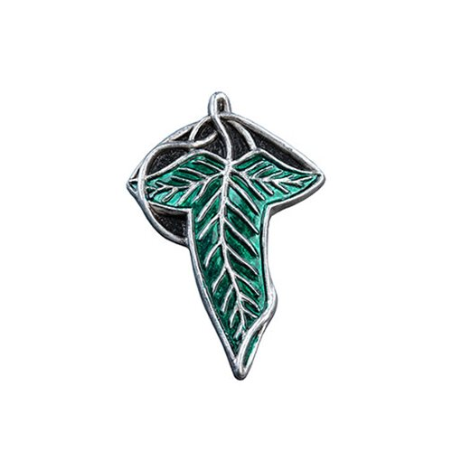 The Lord of the Rings Elven Leaf Magnet