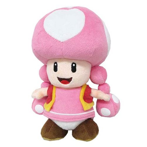 Super Mario Bros. Toadette 8-Inch Plush
