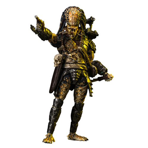 Predator 2 Elder Predator 1:18 Scale Action Figure - Previews Exclusive