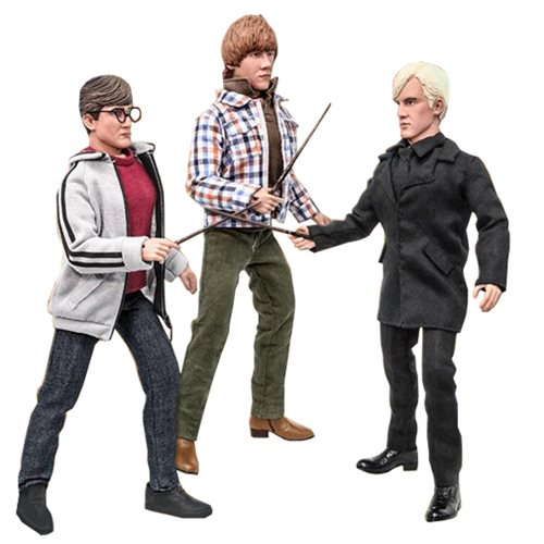 Harry Potter 12-Inch Retro Action Figures Series 1 Set