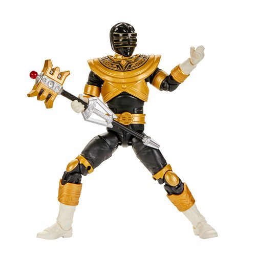 Power Rangers Lightning Collection Zeo Gold Ranger Figure