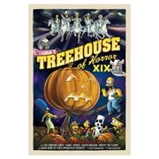 The Simpsons Treehouse of Horror XIX Paper Giclee Print