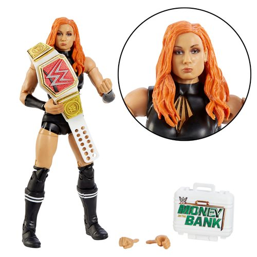 WWE Elite Collection Series 85 Becky Lynch Action Figure