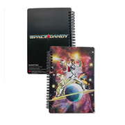 Space Dandy Space Dandy Spiral Notebook
