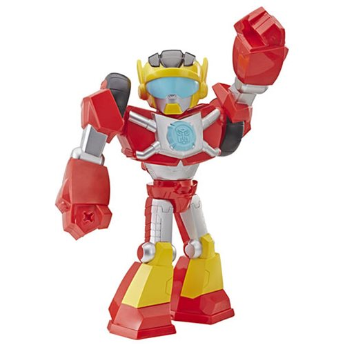 Transformers Mega Mighties 12-Inch Hot Shot Action Figure