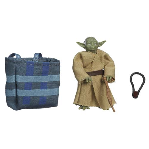 Star Wars Black Series 3 Yoda Action Figure, Not Mint