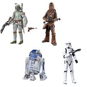Star Wars The Vintage Collection Action Figures Wave 8 Set