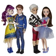 Disney Descendants D2 Movie Dolls Two-Pack Wave 1 Case
