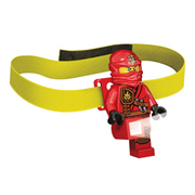 LEGO Ninjago Kai Head Lamp Flashlight