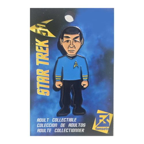 Star Trek Spock Pin