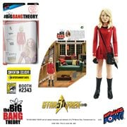 The Big Bang Theory / Star Trek: The Original Series Penny 3 3/4-Inch Action Figure Series 2 - Convention Exclusive