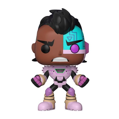 Teen Titans GO! The Night Begins to Shine Cyborg Pop! Vinyl Figure #605