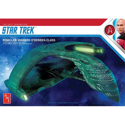 Star Trek Romulan Warbird 1:32 Model Kit