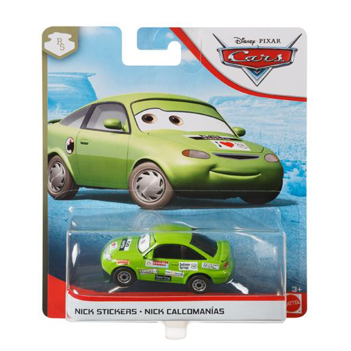 Cars 3 Character Cars 2020 Mix 8 Case Entertainment Earth