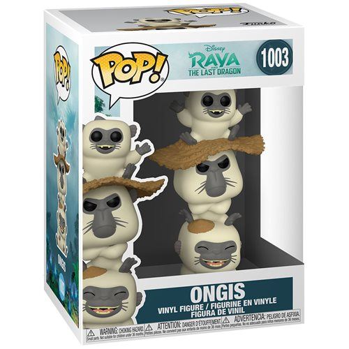 Raya and the Last Dragon Ongi Pop! Vinyl Figure