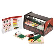 Roll, Wrap, and Slice Sushi Counter Playset