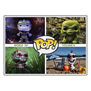 Funko Pop! Vinyl World of Pop! Volume 4 Book