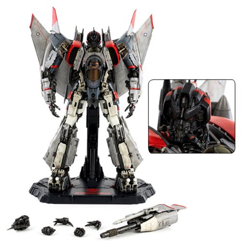 Transformers Bumblebee Movie Blitzwing Deluxe Scale Action Figure