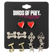 Birds of Prey Harley Earring 5-Pack