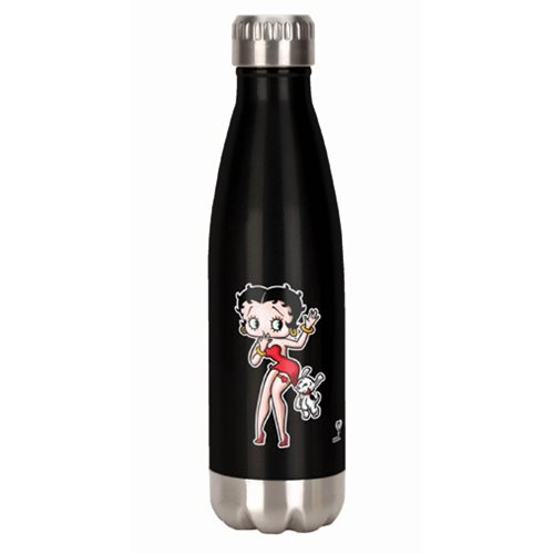Betty Boop 18 oz. Stainless Steel Water Bottle