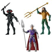 Aquaman Movie 6-Inch Basic Action Figures Case