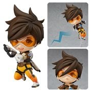 Overwatch Tracer Classic Skin Edition Nendoroid Action Figure