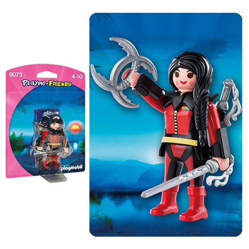 Playmobil 9073 Blade Warrior Action Figure