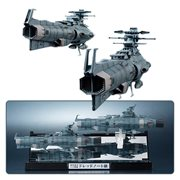 Star Blazers 2202 U.N.C.F.D-1 Kikan-Taizen Two Ships 1:2000 Scale Model Kit